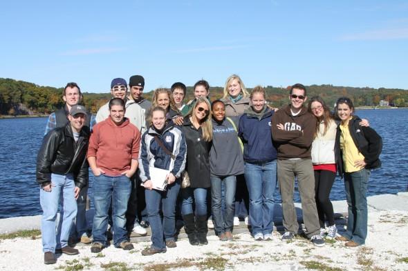 Class of 2012, Mystic Trip